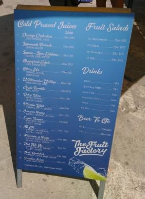 The Fruit Company Trogir
